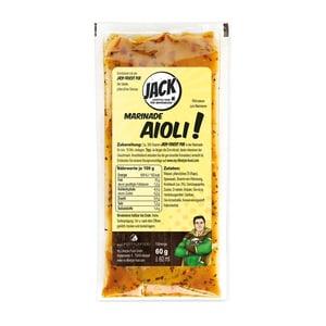 JACK Jack-Marinade für Jack-Frucht Aioli 60g