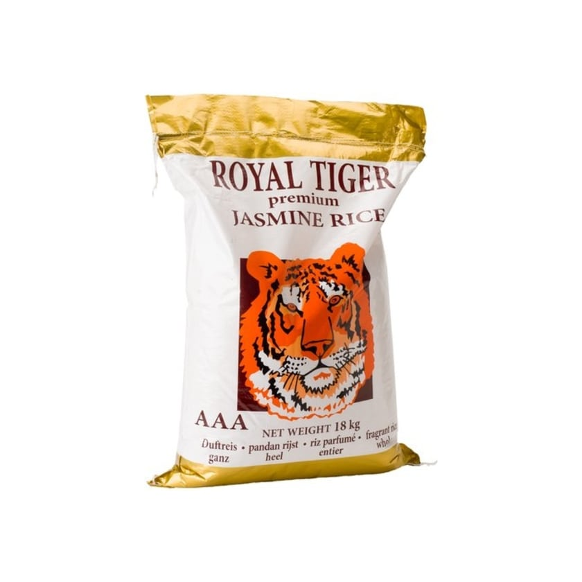 Royal Tiger Jasminreis 18 kg