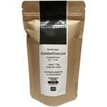 allerFeinst! granuliertes Zwiebelpulver Zwiebelgranulat Onion Powder, hoch aromatisch für Marinaden Rubs Gewürzmischungen, 175g
