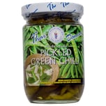 Thaidancer Pickled green chilli grüne Thai Chili 100g