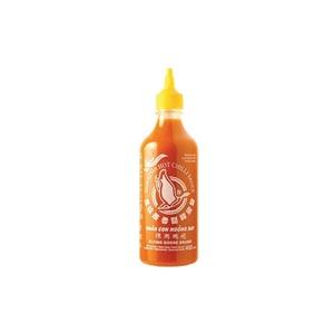 Flying Goose gelbe Sriracha Chilisauce 455 ml