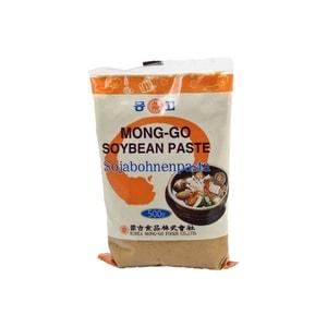 MONG-GO Miso Sojabohnenpaste Misopaste Misosiru 500 g