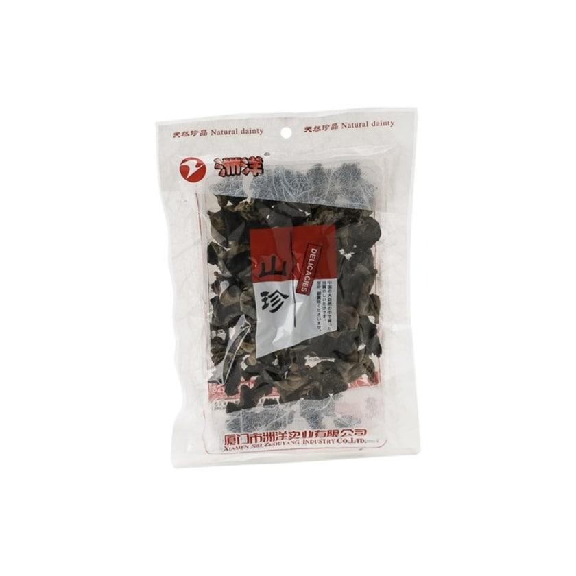 Zhouyang Getrocknete schwarze Pilze Black Fungus 50g