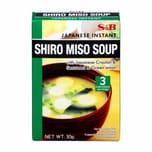 S&B Instant Shiro Miso Soup 30 g