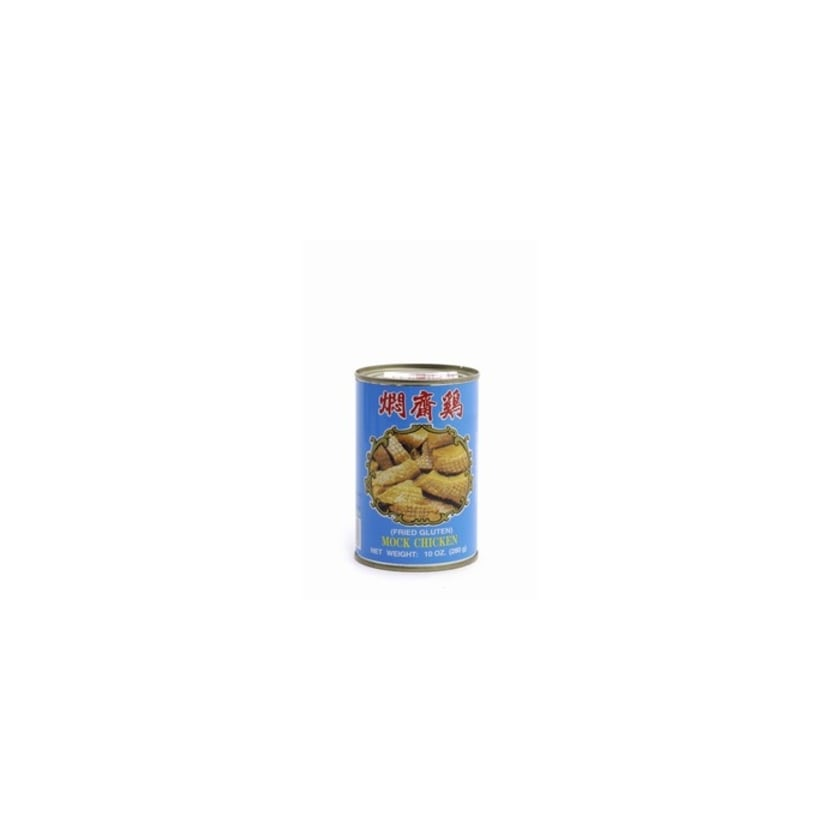 Wu Chung Mock Chicken fried Gluten -vegetarisches Huhn 280 g