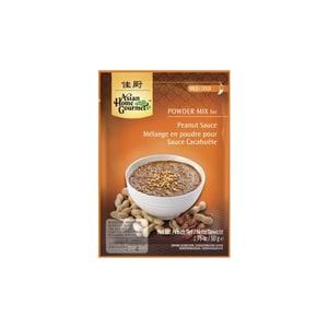Asian Home Gourmet Peanut Sauce Mix Erdnusssaucen Mix 50 g