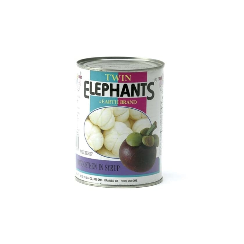 Twin Elephant Mangosteen / Mangostanen 283 g