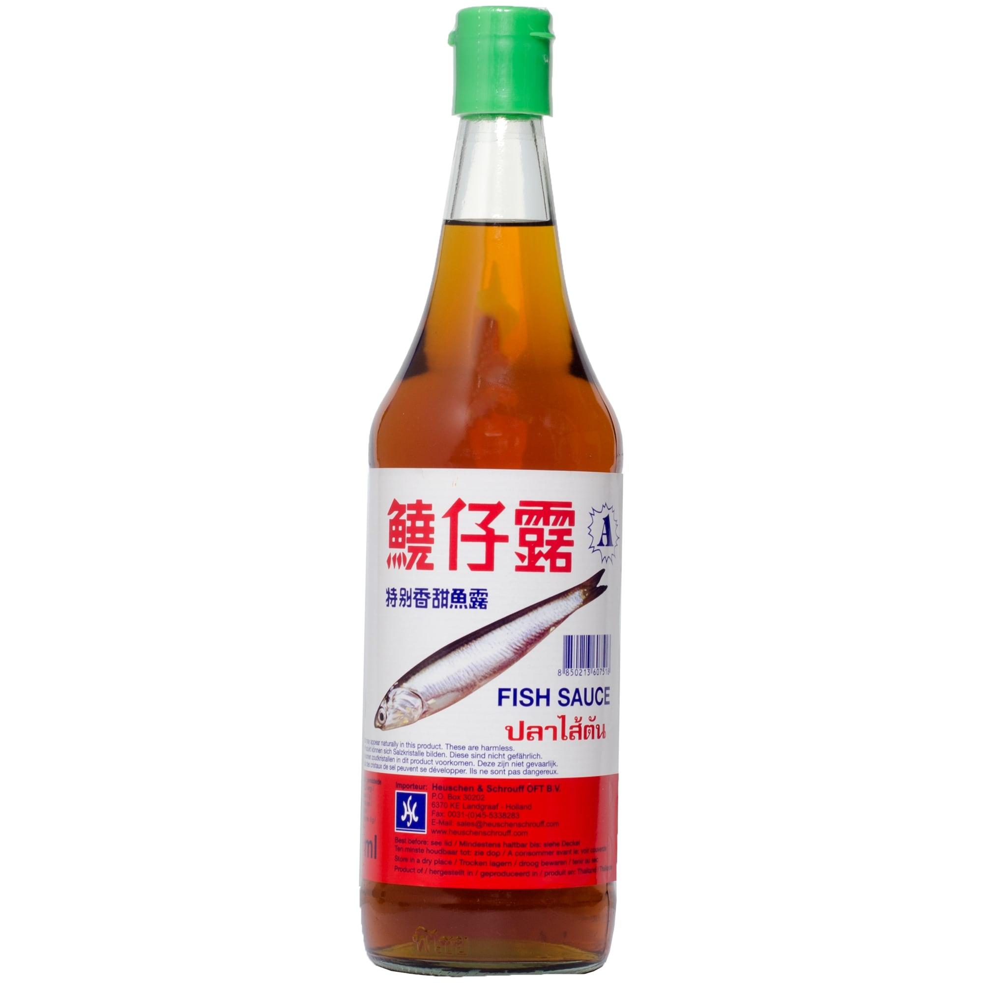 Ca Com Fischsauce rotes Label 0,7l