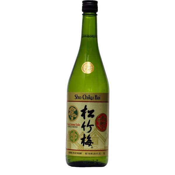 Takara Sho Chiku Bai Sake Reiswein 15% Alkohol 0,75 L