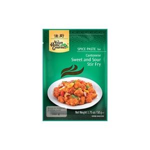 AHG Würzpaste für kantonesisches süßsaures Pfannengericht 50 g