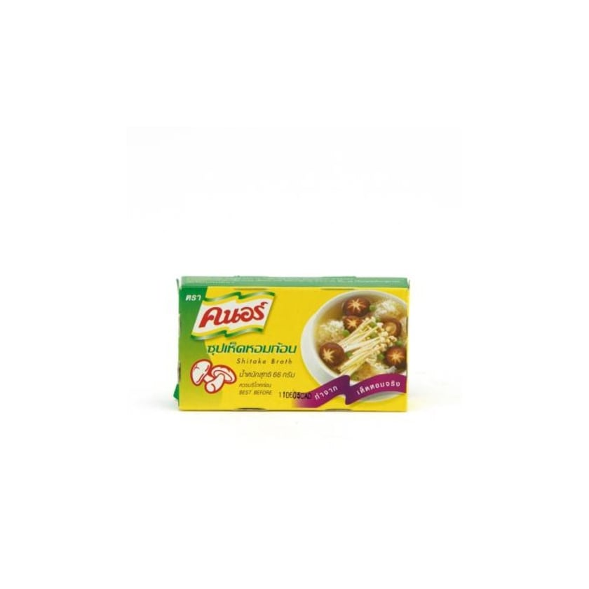 Knorr Bouillonwürfel Shitake 60g
