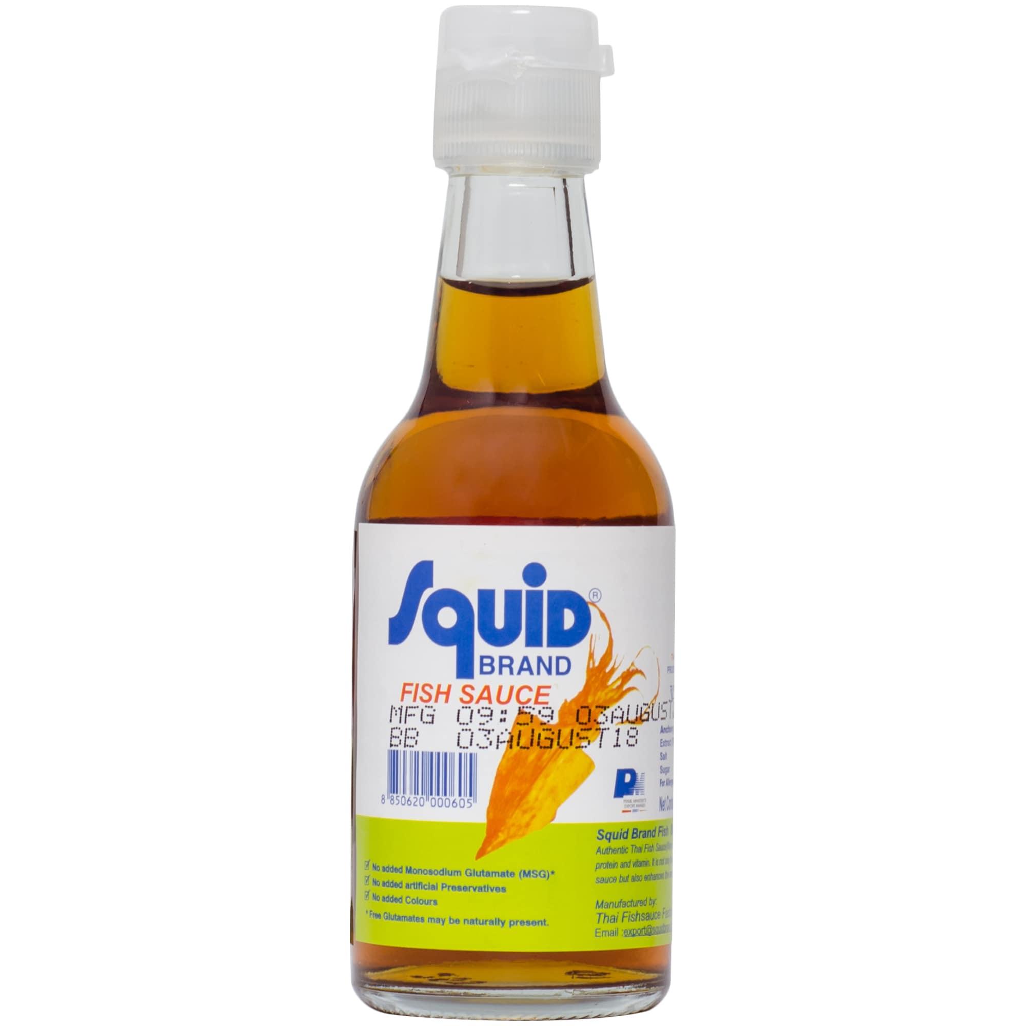 Squid Brand Fischsauce 60ml