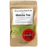 Asiafoodland Japanischer Premium Matcha Maccha Grünteepulver Matcha Tea 50g