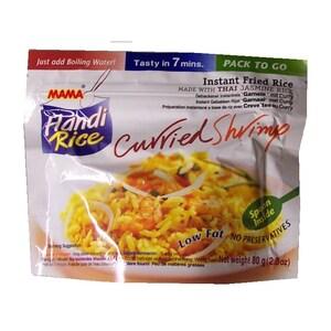 MAMA Handi Rice Thai Curried Shrimp 80 g
