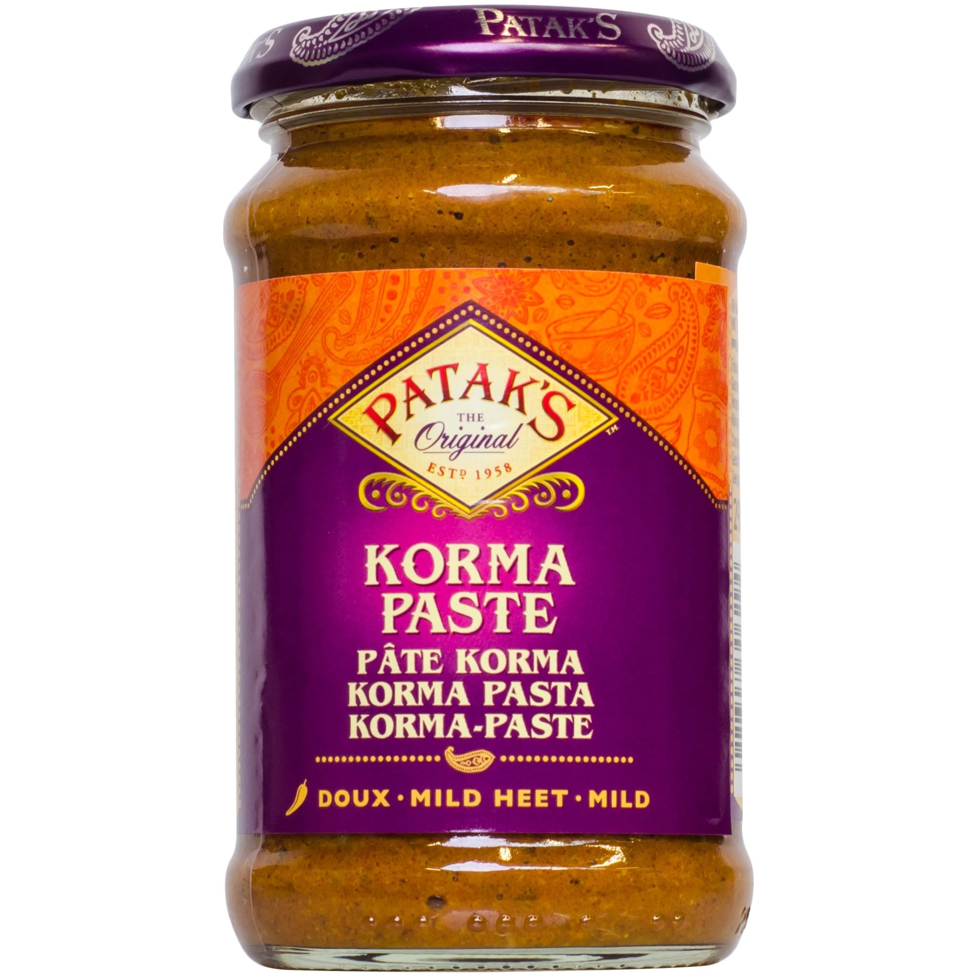 Patak's Korma Currypaste mild 290g