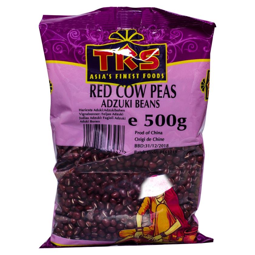 TRS Red Cow Peas Azuki Bohnen 500g