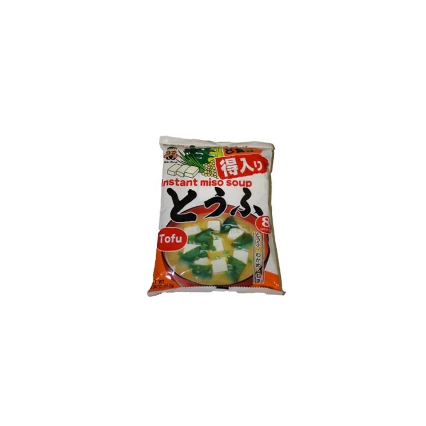 Misoshiro Miso Suppe mit Tofu 172 g