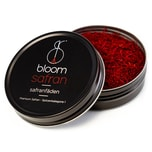bloom safran black edition Persische Super Negin Safranfäden Grande Qualite 3 Gramm