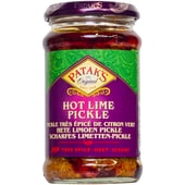 Patak's Hot Lime Pickle extra scharf 283g