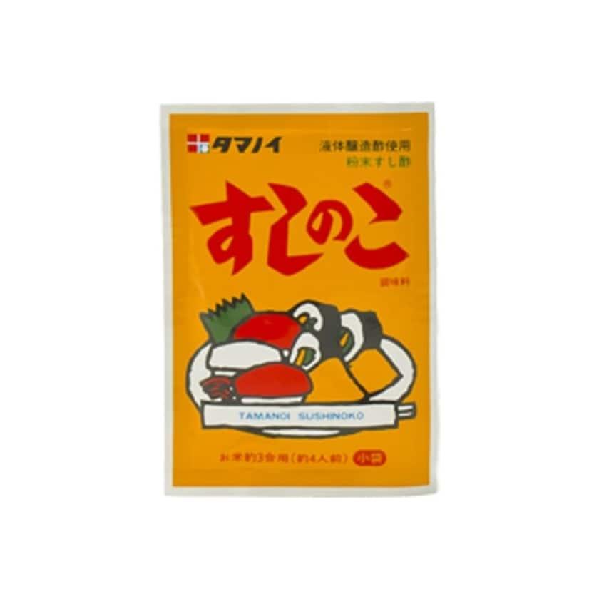 Tamanoi Japanisches Sushinoko (Reisessigpulver) Sushi Fertigmischung 35g