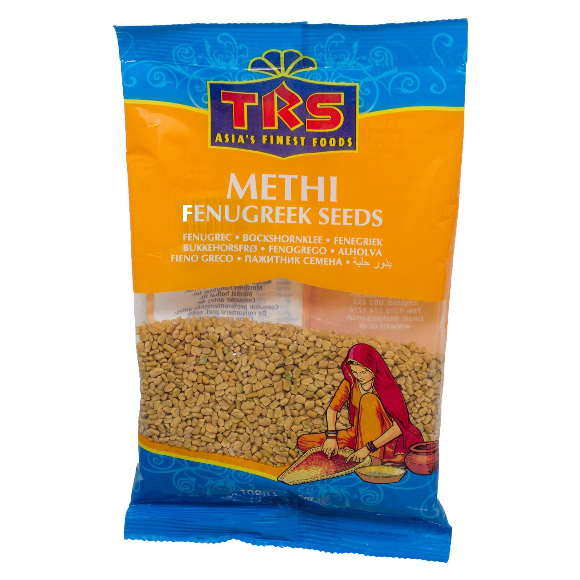 TRS Methi Fenugreek Seeds Bockshornklee 100g