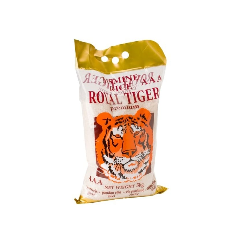 Royal Tiger Jasmine Duftreis 5 kg