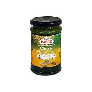 Pasco Klassische Pfefferminzsauce 280 g
