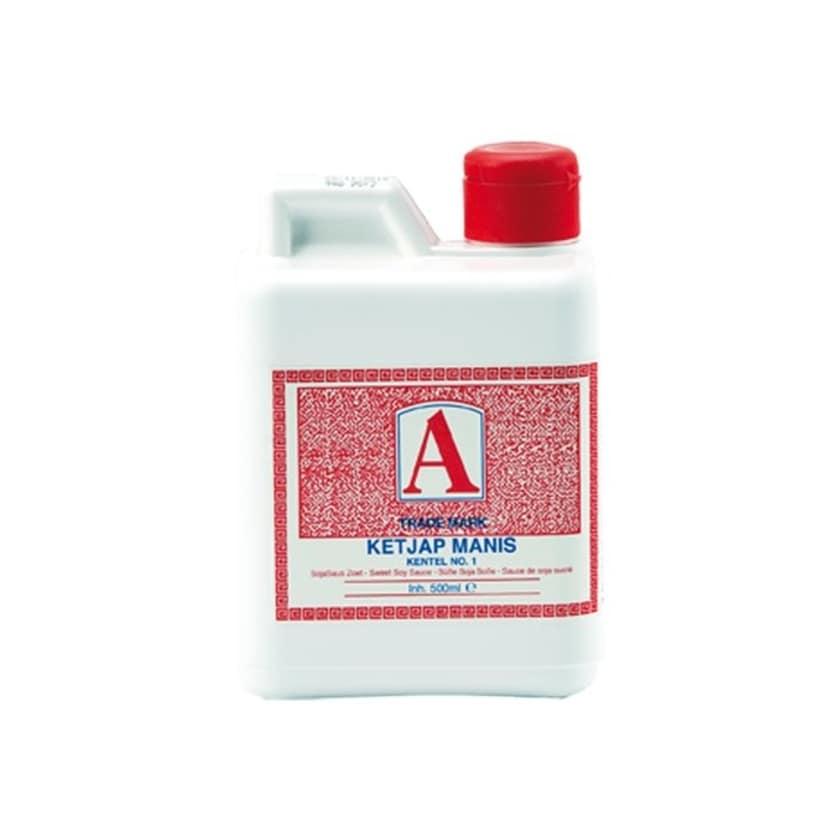 A-Merk Ketjap Manis süße Sojasauce 500 ml