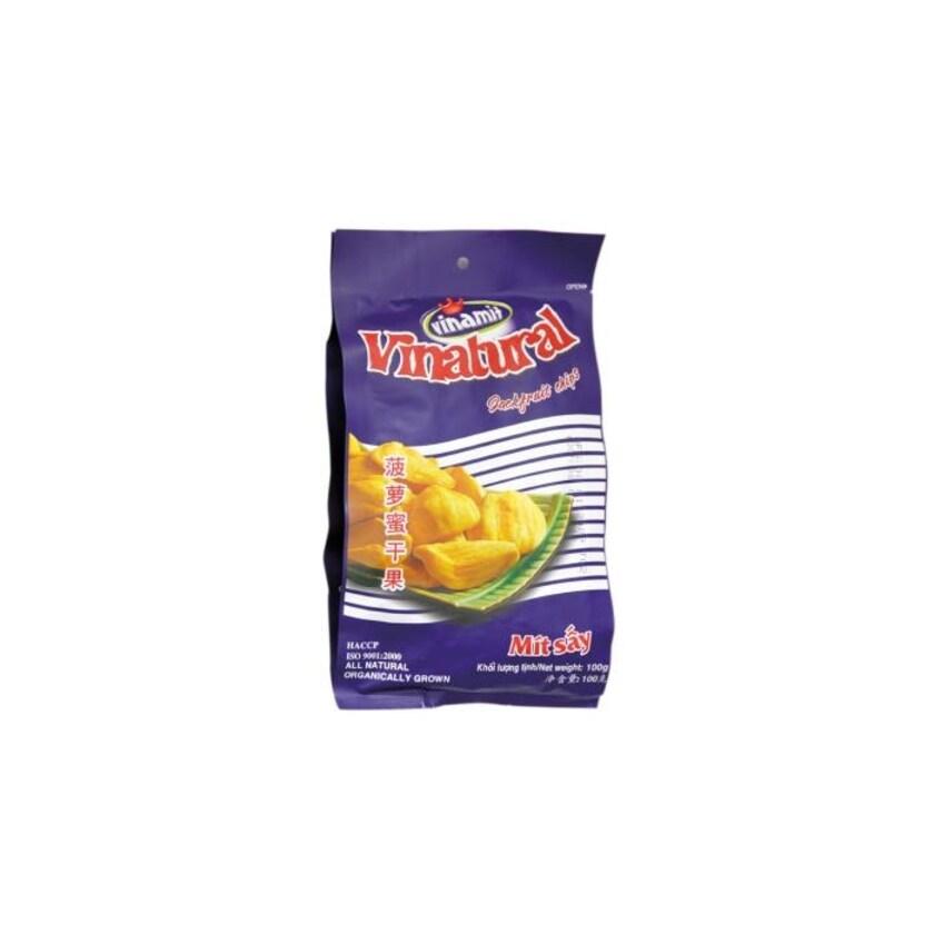 Vinamit Jackfruchtchips Vinatural 100g