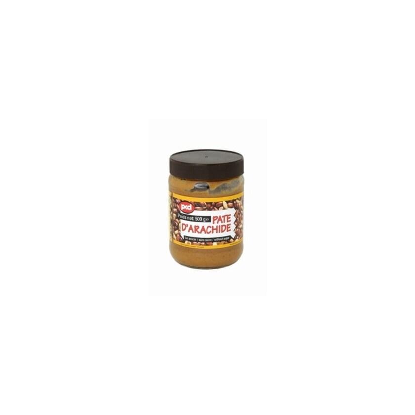 Pcd Erdnussbutter / Erdnusspaste Ohne Zucker 500 g