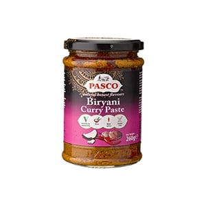 Pasco Biryani Curry Paste260 g