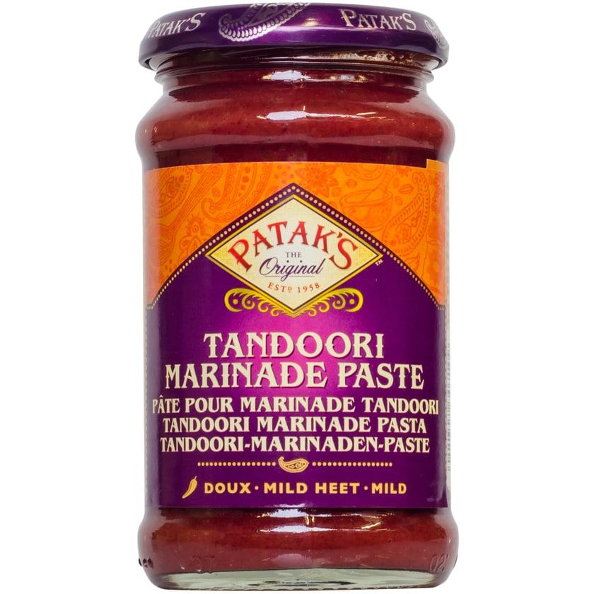Patak's Tandoori Curry Paste mild 312g