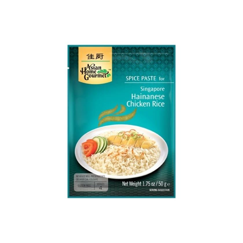 AHG Würzpaste für hainanesisches Reisgericht mit Huhn 50 g