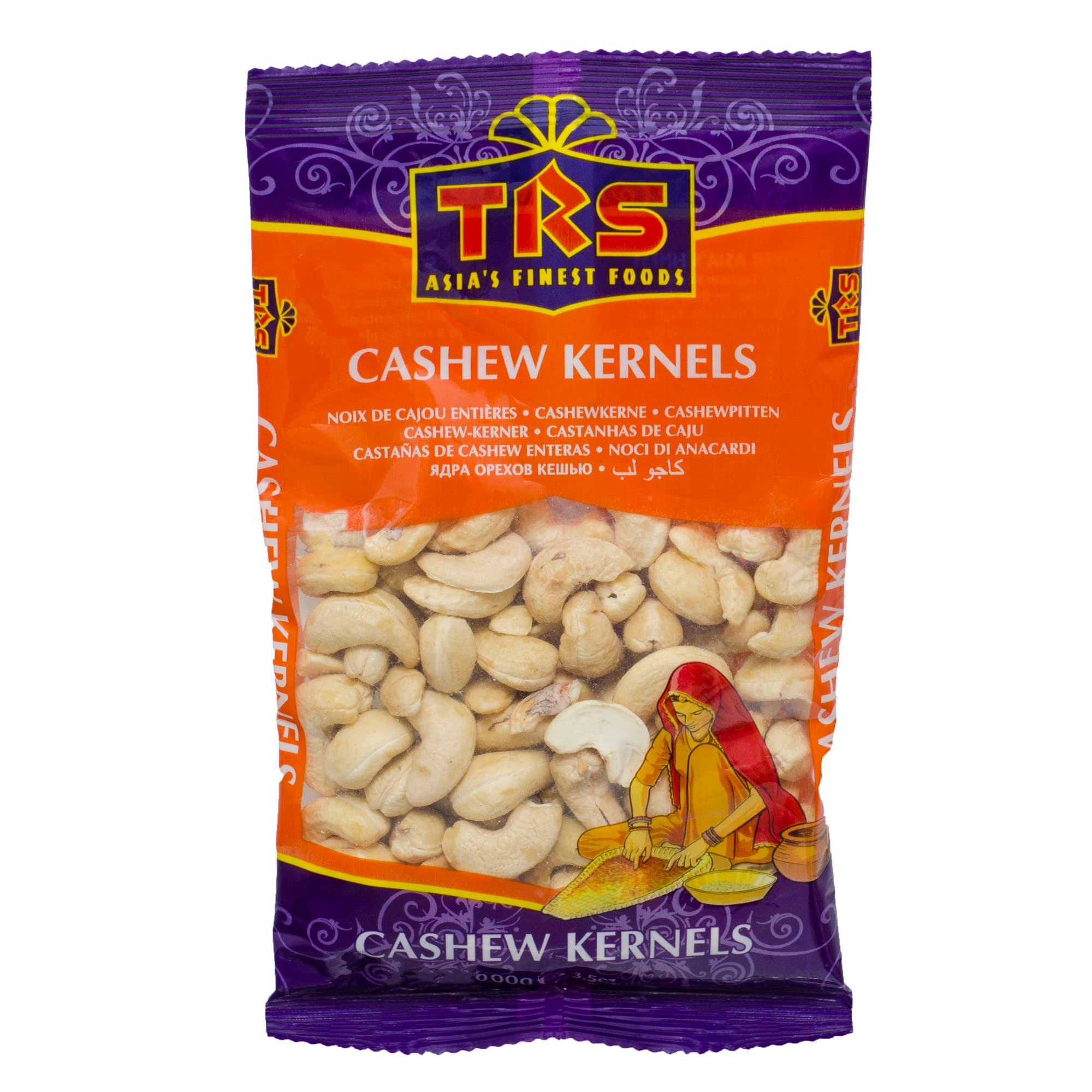 TRS Cashewkerne 100g
