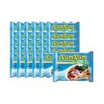 YumYum Instant Nudeln mit Meeresfrüchte Seafood Geschmack 30er Karton 30 x 60g