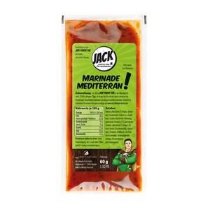 JACK Jack-Marinade für Jack-Frucht Mediterran 60g