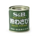 S&B Japanisches Wasabi / Meerrettichpulver 30 g