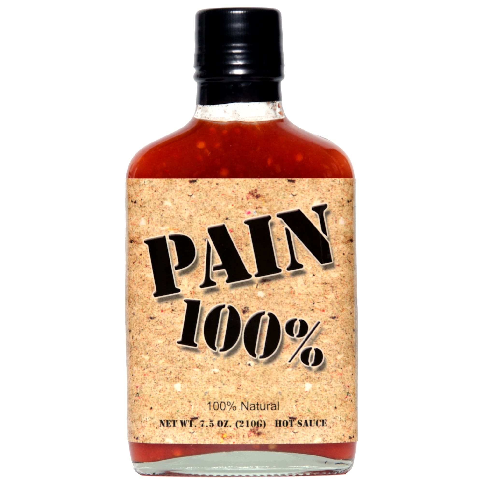 Original Juan Pain 100% Hot Sauce 200ml