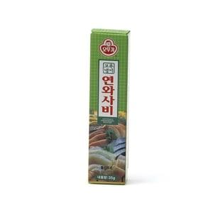 Ottogi Wasabi Meerrettichpaste in Tube 35g