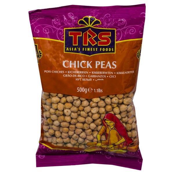 TRS Chick Peas Kichererbsen hell 500g