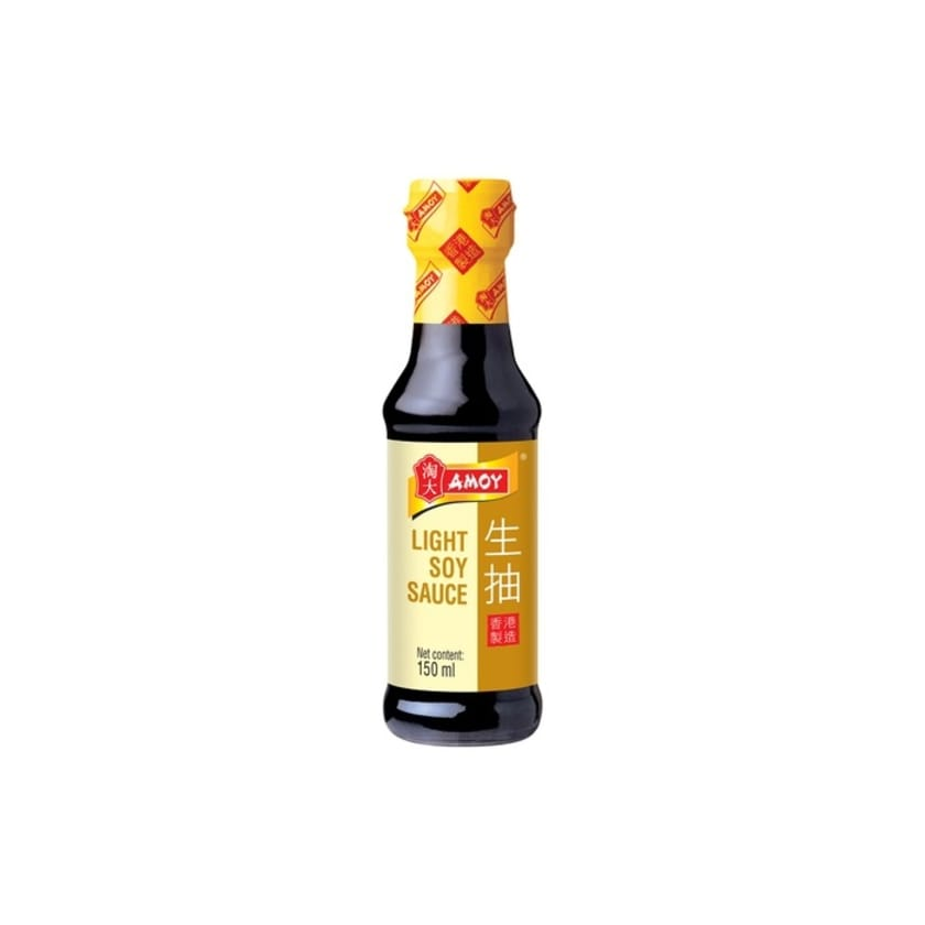 Amoy Helle Soja Sauce sehr delikat 150ml
