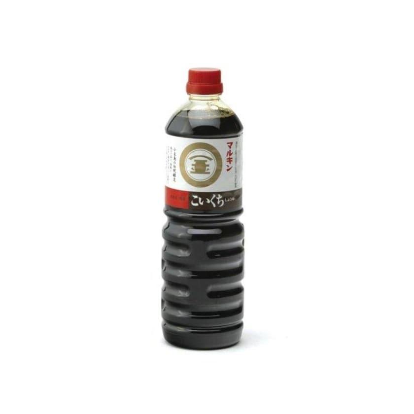Koikuchi Shoyu Sojasauce Japanische 1000 ml