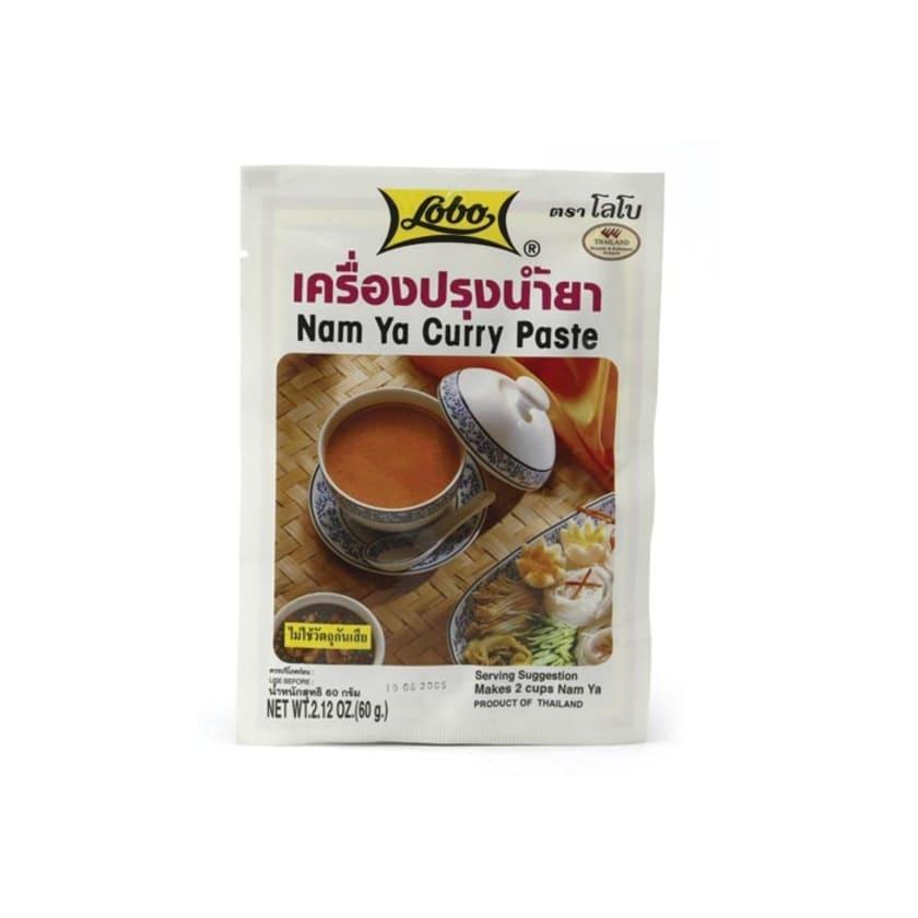 Lobo Nam Ya Curry Paste Namya thailändische Curry Paste 60g
