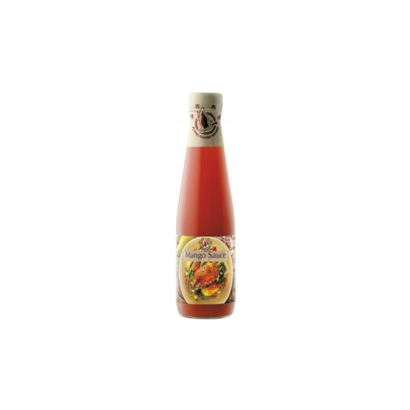 Flying Goose Mango Sauce pikant und lecker 295 ml