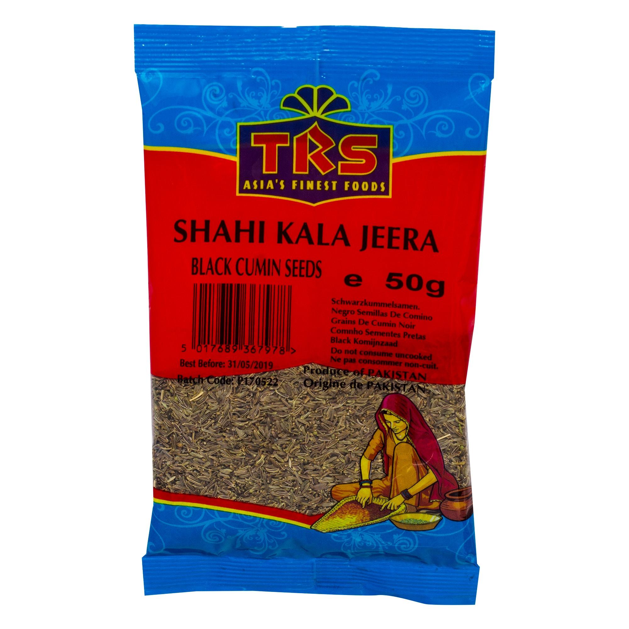 TRS Shahi Kala Jeera Schwarzkümmelsamen 50g