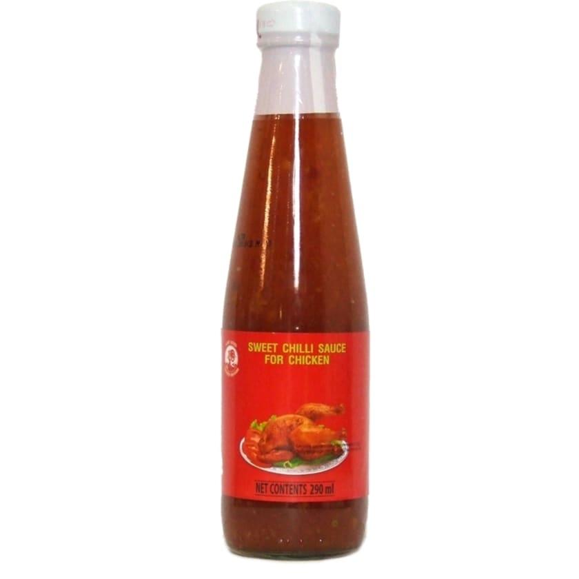 Cock Brand Sweet Chili Sauce Süße Chili Sauce für Huhn 290 ml