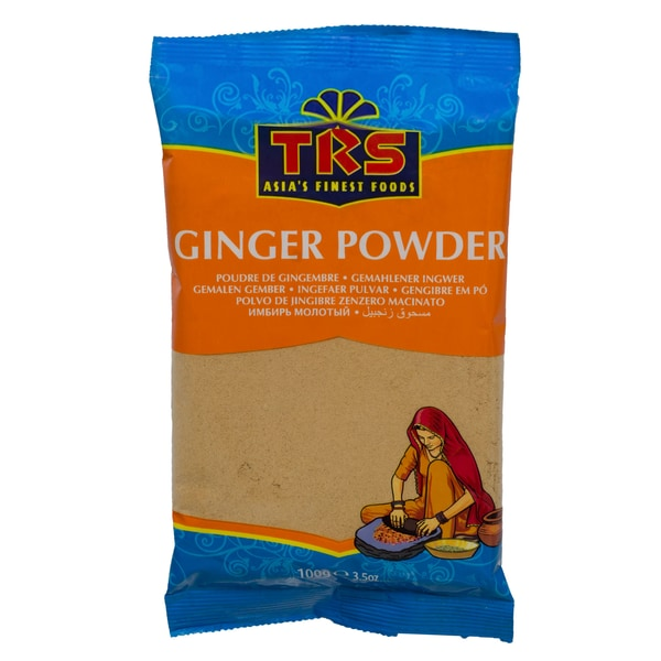 TRS Ginger Powder Ingwer Pulver 100g