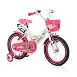 Byox Kinderfahrrad 16 Zoll 1681 pink
