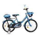 Byox Kinderfahrrad 20 Zoll 2082 blau