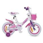 Byox Kinderfahrrad 12 Zoll Princess pink